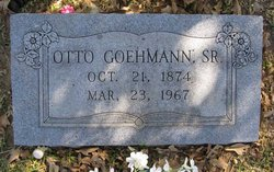 Otto A. Goehmann, Sr