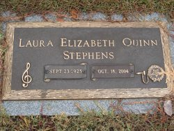 Laura Elizabeth Beth <i>Quinn</i> Stephens