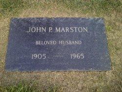 John Philip Marston
