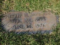 Philip H Jackson