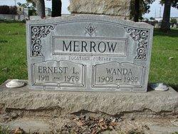 Ernest Linwood Merrow