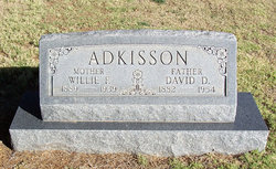 Willie F. Adkisson