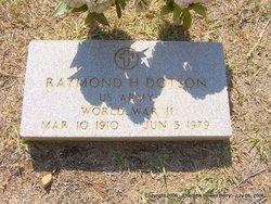 Raymond H. Dotson