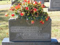Mary <i>Collie</i> Hayes Bergmann