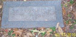 Leroy Jones Allen, Jr