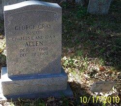 George Gray Allen