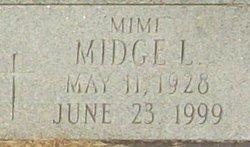 Midge L. Mimi <i>Wigginton</i> Brentzel