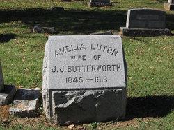 Amelia Wisconsin <i>Luton</i> Butterworth