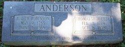 Thomas Shirley Anderson, Sr