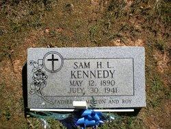 Sam H.L. Kennedy