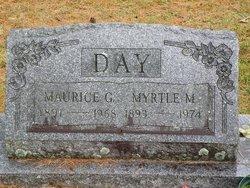 Myrtle M Day