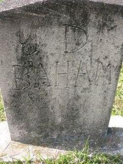 D. Baham