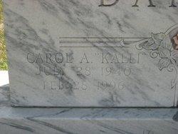 Carol A. Kalli <i>Neville</i> Dailey