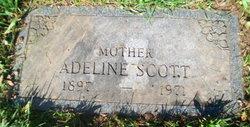Adeline <i>Ahart</i> Scott