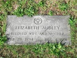 Elizabeth Audley