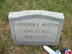 Coulter F Austin