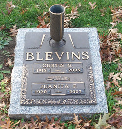 Juanita Frances <i>Elmore</i> Blevins