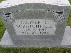 Grover Lee Scrutchfield