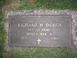 Richard Hampton Dodge