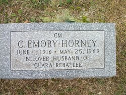 C Emory Horney