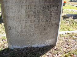 Daphnie E. Cavanaugh