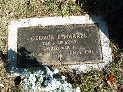 George Frederick Markel