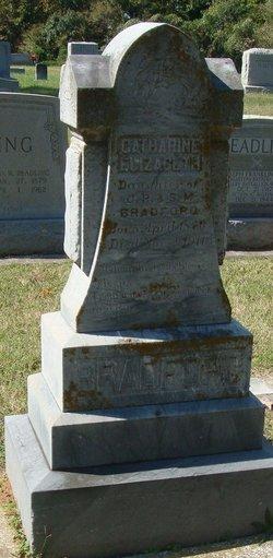 Catherine Elizabeth Bradford