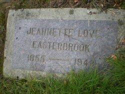 Jeanette <i>Love</i> Easterbrook