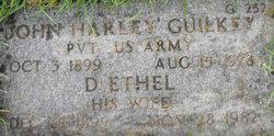 Daisy Ethel <i>Akin</i> Guilkey