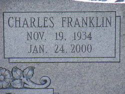 Charles Franklin Cisson