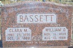 William Oscar Oscar Bassett