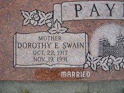Dorothy Ella <i>Swain</i> Payne