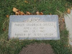 Parley Shadrach Driggs