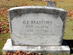 Ossie E. Bradford