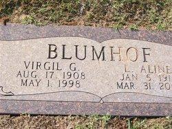 Virgil George Virg Blumhof