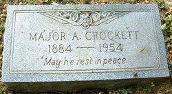 Major Anderson Crockett