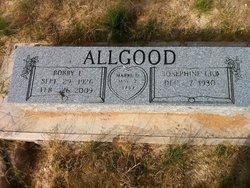 Bobby Eugene Allgood