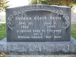 Delana C <i>Clark</i> Betts