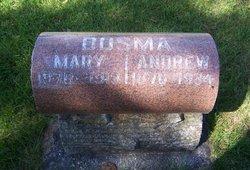 Mary <i>Aggen</i> Bosma
