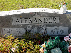 Herman Theron Alexander