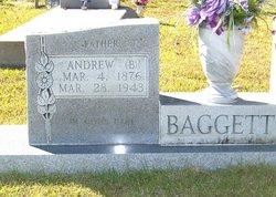 Andrew Day B Baggett, Sr
