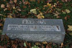 Anna <i>Martin</i> Barnes