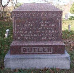 Laura Elmira <i>Hovey</i> Butler