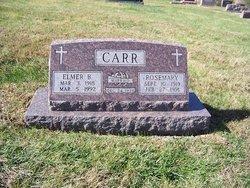 Elmer Byron Carr