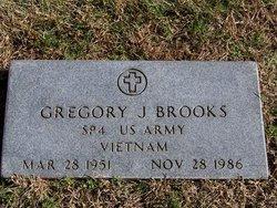 Gregory J. Brooks