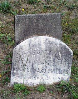 Keziah Antoinette <i>Willis</i> Phillips