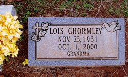 Lois Cardova Ghormley