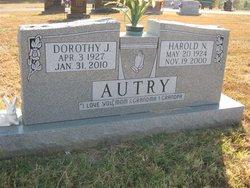 Dorothy J. <i>Cook</i> Autry