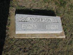 Bertha E. Anderson