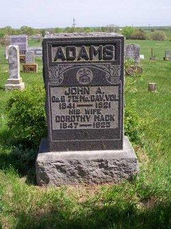 Dorothy <i>Mack</i> Adams